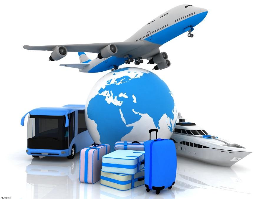 سفر و آموزش زندگی